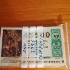 Lotería Nacional: LOTERIA DE LOS SABADOS. Lote 208239002