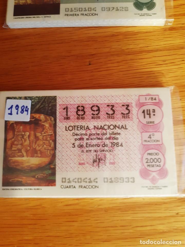 LOTERIA SABADOS (Coleccionismo - Lotería Nacional)