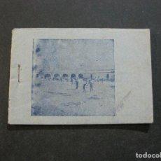 Lotería Nacional: SEVILLA-ESCUELAS SAGRADO CORAZON-BLOC PAPELETAS SORTEO CAJAS JEREZ-JUNIO 1924-VER FOTOS-(V-20.990). Lote 210132726