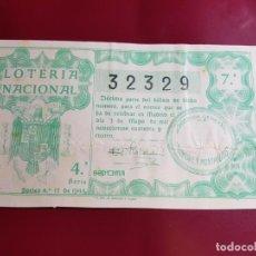 Lotería Nacional: LOTERIA 1944 SORTEO NÚMERO 13. Lote 210843936