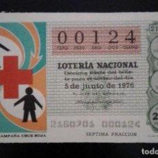 Lotería Nacional: LOTERÍA NACIONAL. Lote 214846108