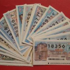 Loterie Nationale: LOTERIA NACIONAL AÑO 2010 COMPLETO DE LOS JUEVES. Lote 216713461