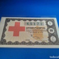 Lotteria Nationale Spagnola: LOTERIA 1956 SORTEO 28. Lote 216774127