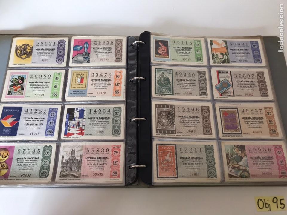 Lotería Nacional: LOTE DE LOTERÍA NACIONAL AÑO 1975 (VER FOTOS) - Foto 2 - 218492213