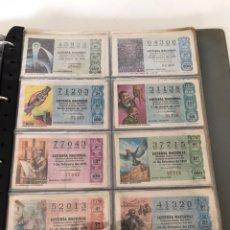 Lotería Nacional: LOTE DE LOTERÍA NACIONAL AÑO 1976 (VER FOTOS). Lote 218492301