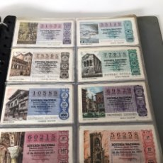 Lotería Nacional: LOTE DE LOTERÍA NACIONAL AÑO 1977 (VER FOTOS). Lote 218492390