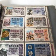 Lotería Nacional: LOTE DE LOTERÍA NACIONAL AÑO 1979 (VER FOTOS). Lote 218493753