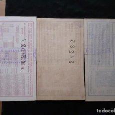 Lotería Nacional: DECIMOS DE LOTERIA. Lote 222434076