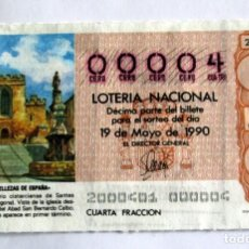 Lotería Nacional: Nº4. Lote 222964583