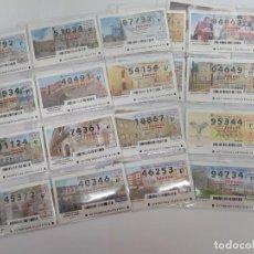 Lotería Nacional: LOTERIA NACIONAL DEL JUEVES DEL AÑO 2010 - COMPLETO - 52 DECIMOS. Lote 244474560