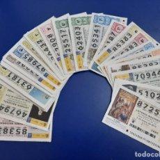 Lotería Nacional: LOTERIA NACIONAL AÑO 2014 COMPLETO SABADO. Lote 245486805