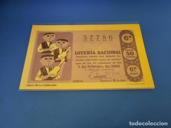 Lotería Nacional: Loteria 1966 año completo - Foto 8 - 253543205