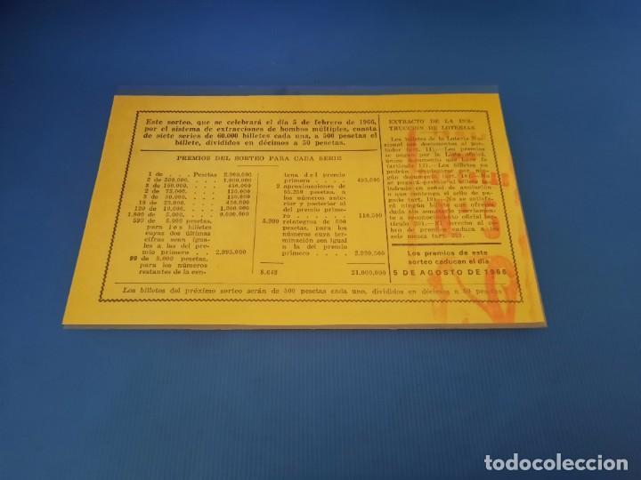Lotería Nacional: Loteria 1966 año completo - Foto 9 - 253543205