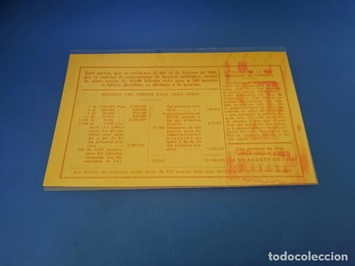 Lotería Nacional: Loteria 1966 año completo - Foto 11 - 253543205