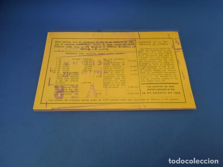 Lotería Nacional: Loteria 1966 año completo - Foto 13 - 253543205