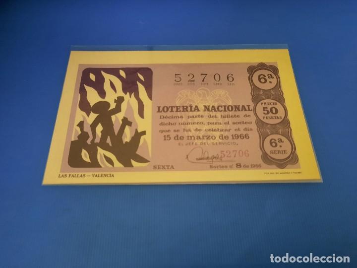 Lotería Nacional: Loteria 1966 año completo - Foto 16 - 253543205
