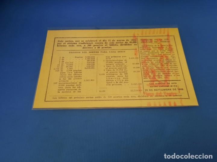 Lotería Nacional: Loteria 1966 año completo - Foto 17 - 253543205