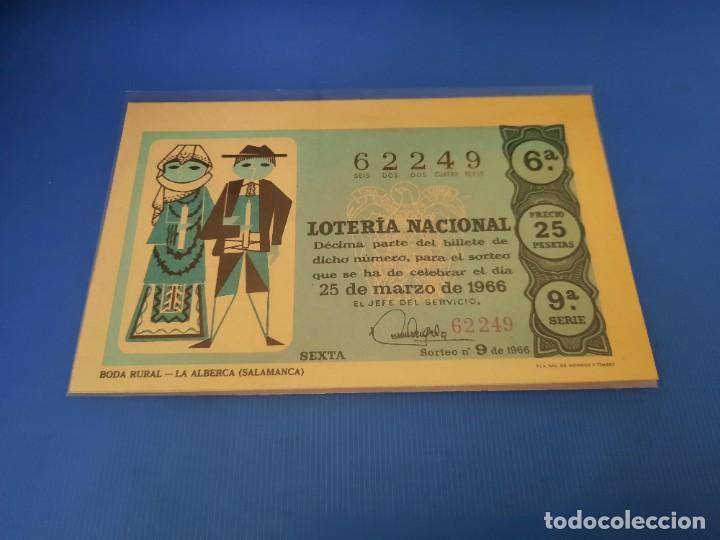 Lotería Nacional: Loteria 1966 año completo - Foto 18 - 253543205