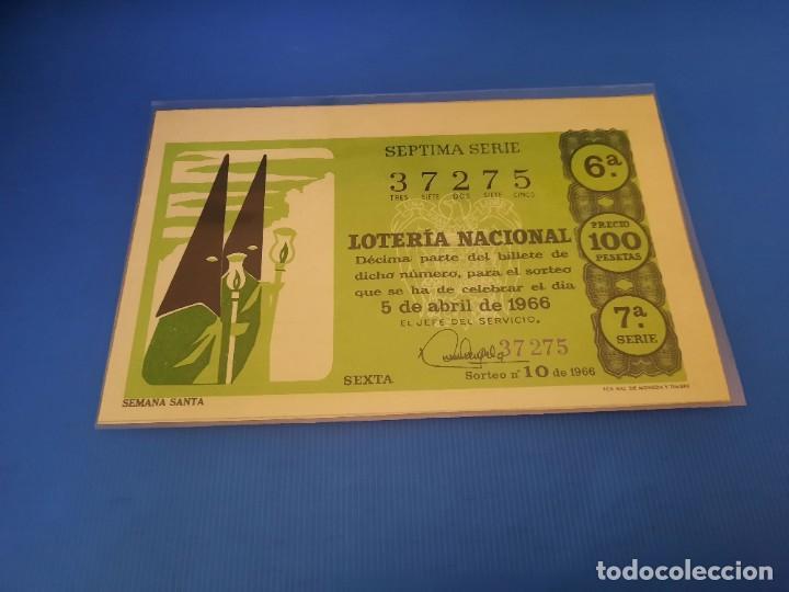 Lotería Nacional: Loteria 1966 año completo - Foto 20 - 253543205