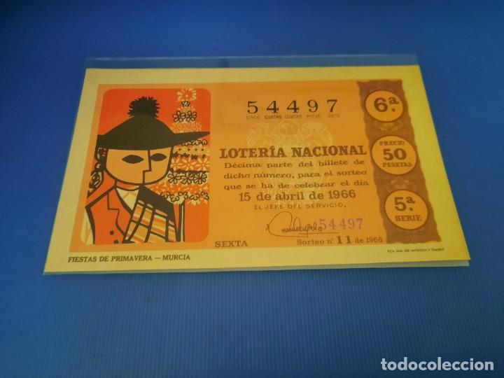 Lotería Nacional: Loteria 1966 año completo - Foto 22 - 253543205