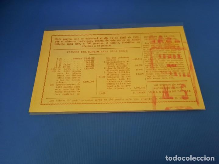 Lotería Nacional: Loteria 1966 año completo - Foto 23 - 253543205