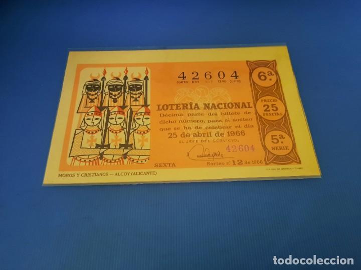 Lotería Nacional: Loteria 1966 año completo - Foto 24 - 253543205
