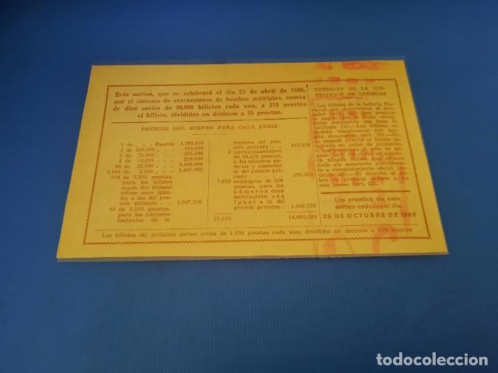 Lotería Nacional: Loteria 1966 año completo - Foto 25 - 253543205