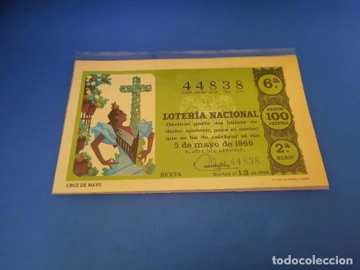 Lotería Nacional: Loteria 1966 año completo - Foto 26 - 253543205
