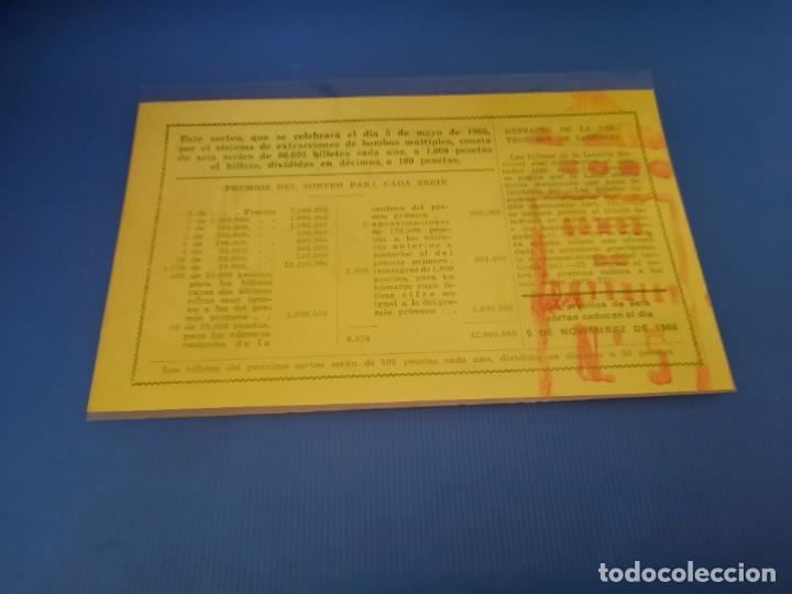 Lotería Nacional: Loteria 1966 año completo - Foto 27 - 253543205