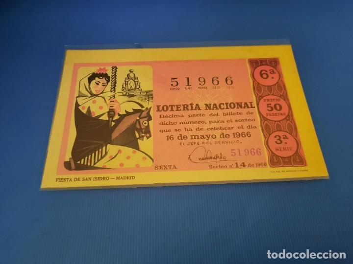 Lotería Nacional: Loteria 1966 año completo - Foto 28 - 253543205