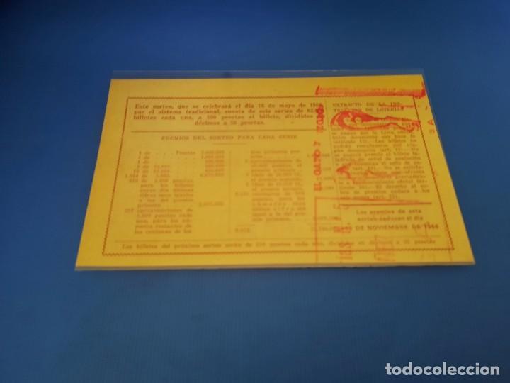 Lotería Nacional: Loteria 1966 año completo - Foto 29 - 253543205