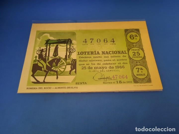 Lotería Nacional: Loteria 1966 año completo - Foto 30 - 253543205