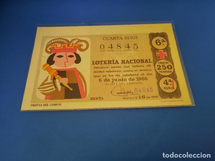 Lotería Nacional: Loteria 1966 año completo - Foto 32 - 253543205