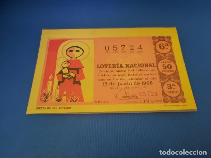 Lotería Nacional: Loteria 1966 año completo - Foto 34 - 253543205