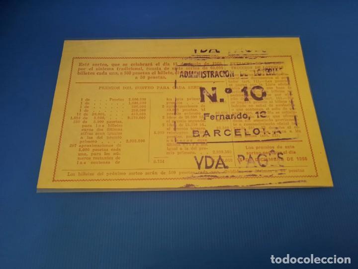 Lotería Nacional: Loteria 1966 año completo - Foto 35 - 253543205
