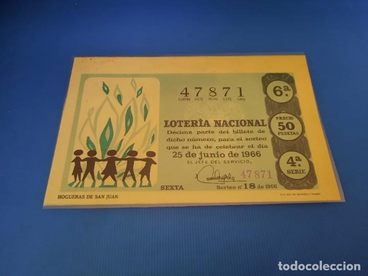 Lotería Nacional: Loteria 1966 año completo - Foto 36 - 253543205