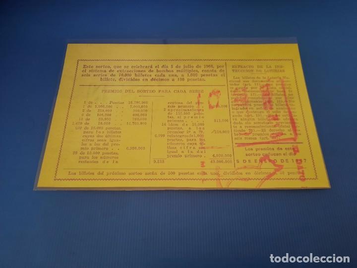 Lotería Nacional: Loteria 1966 año completo - Foto 39 - 253543205