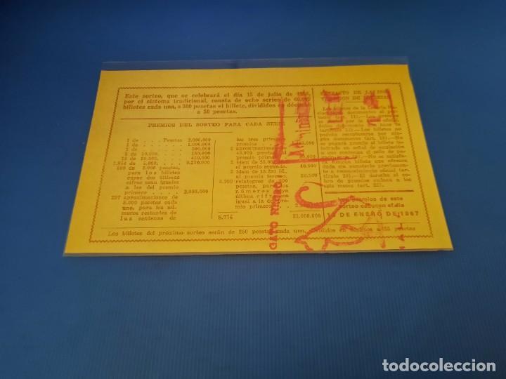 Lotería Nacional: Loteria 1966 año completo - Foto 41 - 253543205