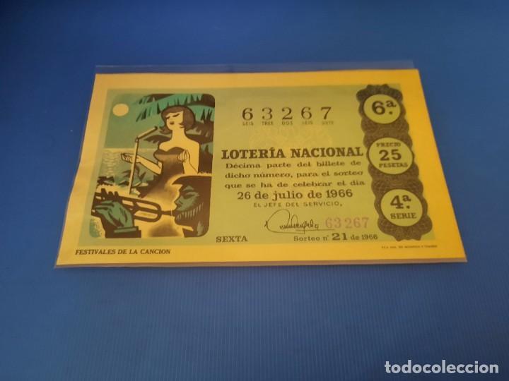 Lotería Nacional: Loteria 1966 año completo - Foto 42 - 253543205