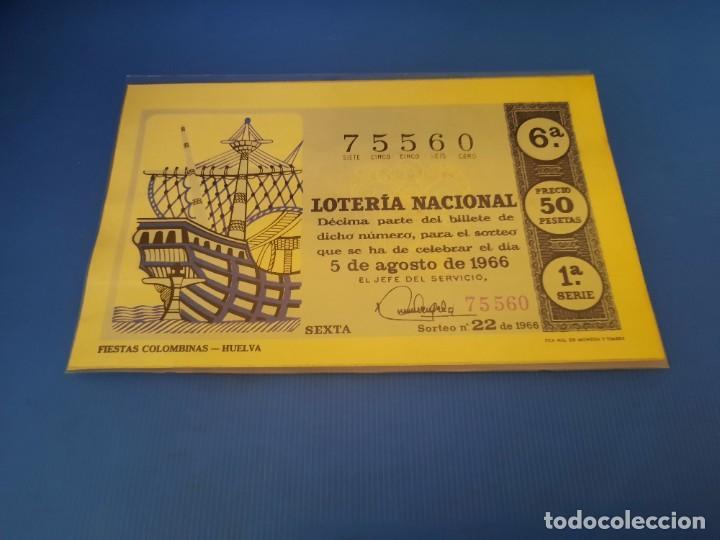 Lotería Nacional: Loteria 1966 año completo - Foto 44 - 253543205