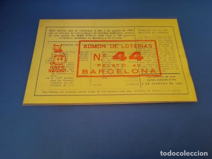Lotería Nacional: Loteria 1966 año completo - Foto 45 - 253543205