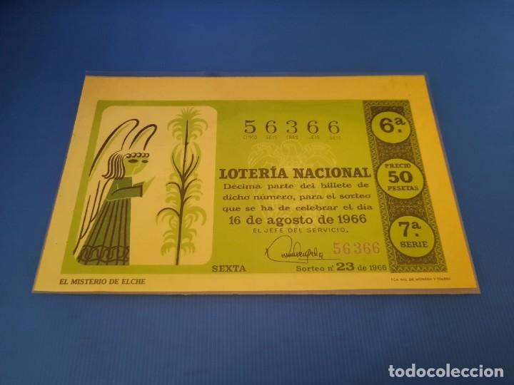 Lotería Nacional: Loteria 1966 año completo - Foto 46 - 253543205