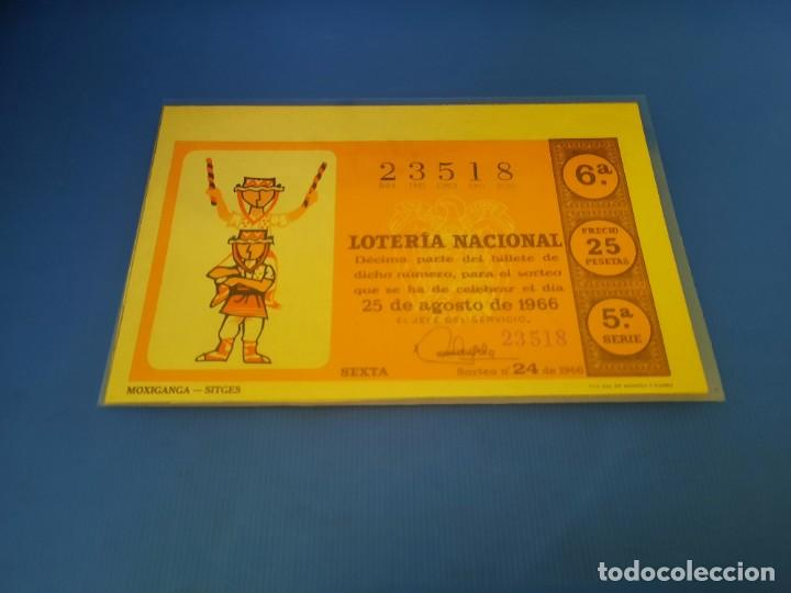 Lotería Nacional: Loteria 1966 año completo - Foto 48 - 253543205