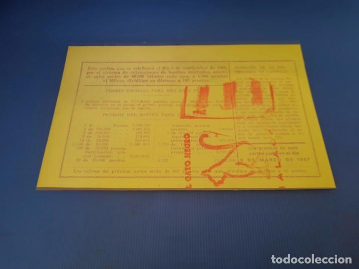 Lotería Nacional: Loteria 1966 año completo - Foto 51 - 253543205