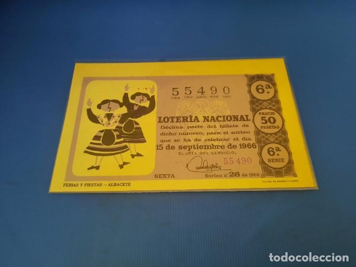 Lotería Nacional: Loteria 1966 año completo - Foto 52 - 253543205