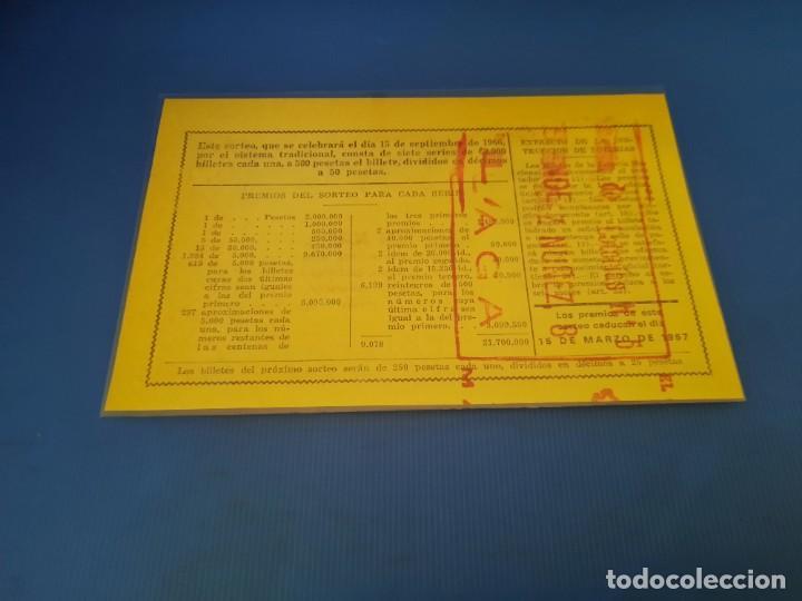Lotería Nacional: Loteria 1966 año completo - Foto 53 - 253543205