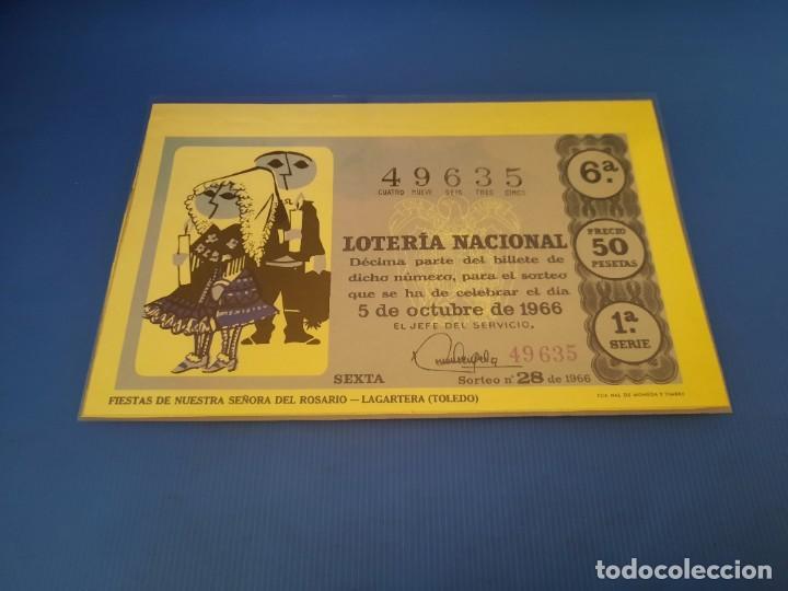 Lotería Nacional: Loteria 1966 año completo - Foto 56 - 253543205