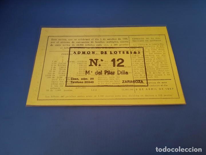 Lotería Nacional: Loteria 1966 año completo - Foto 57 - 253543205