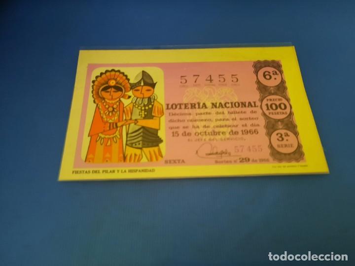 Lotería Nacional: Loteria 1966 año completo - Foto 58 - 253543205