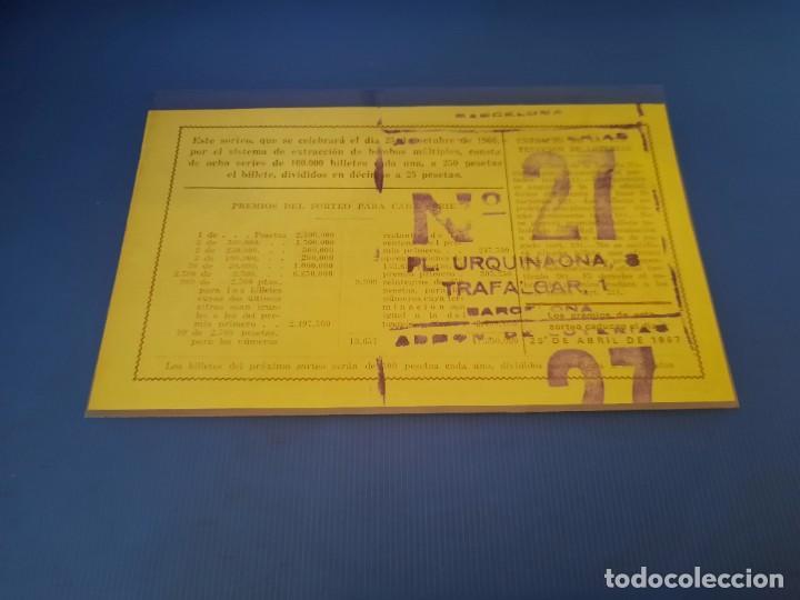 Lotería Nacional: Loteria 1966 año completo - Foto 61 - 253543205